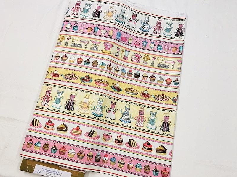 Coleccion Paisajes Maderatroncos No06 - Telas-de-cocina